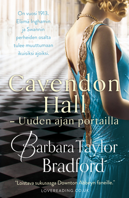 Bradford, Barbara Taylor - Cavendon hall - Uuden ajan portailla, e-kirja