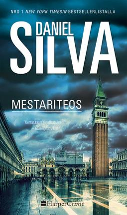 Silva, Daniel - Mestariteos, e-kirja