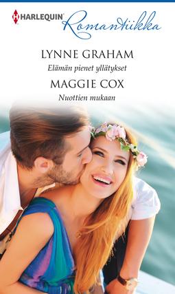 Cox, Maggie - Elämän pienet yllätykset/Nuottien mukaan, e-kirja