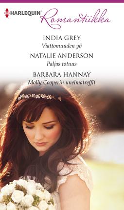 Anderson, Natalie - Viattomuuden yö/Paljas totuus/Molly Cooperin unelmatreffit, e-kirja
