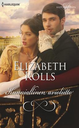 Rolls, Elizabeth - Kunniallinen avioliitto, e-kirja
