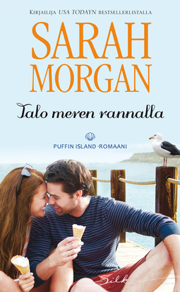 Morgan, Sarah - Talo meren rannalla, e-kirja