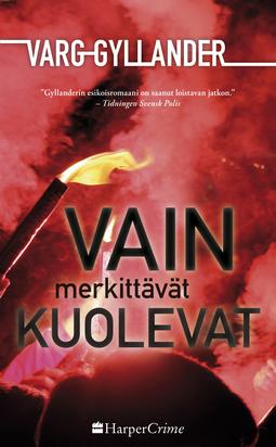 Gyllander, Varg - Vain merkittävät kuolevat, e-kirja
