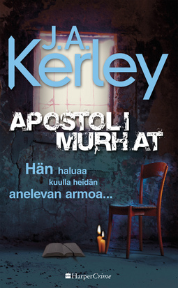 Kerley, J.A. - Apostolimurhat, e-kirja