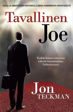 Teckman, Jon - Tavallinen Joe, e-kirja