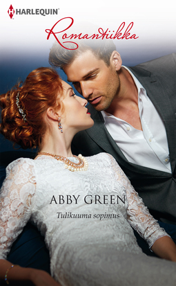 Green, Abby - Tulikuuma sopimus, e-kirja