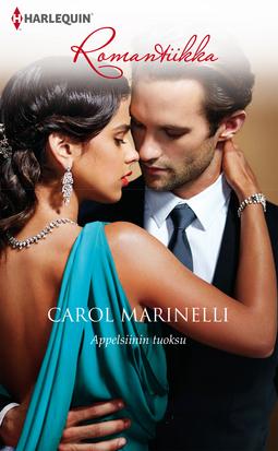 Marinelli, Carol - Appelsiinin tuoksu, e-kirja