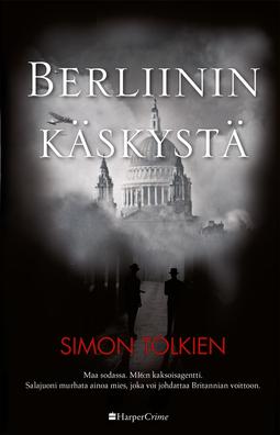 Tolkien, Simon - Berliinin käskystä, e-kirja