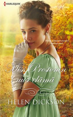 Dickson, Helen - Miss Prestonin uusi elämä, e-kirja