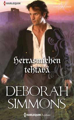 Simmons, Deborah - Herrasmiehen tehtävä, e-kirja