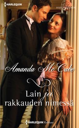 McCabe, Amanda - Lain ja rakkauden nimessä, e-kirja