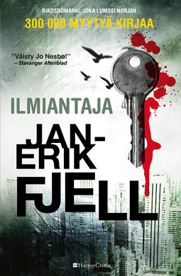 Fjell, Jan-Erik - Ilmiantaja, e-kirja
