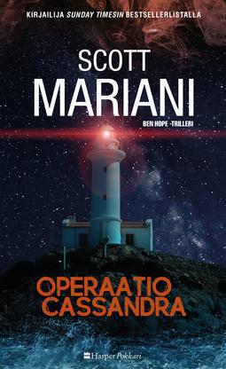 Mariani, Scott - Operaatio Cassandra, e-kirja