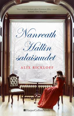 Rickloff, Alix - Nanreath Hallin salaisuudet, e-kirja