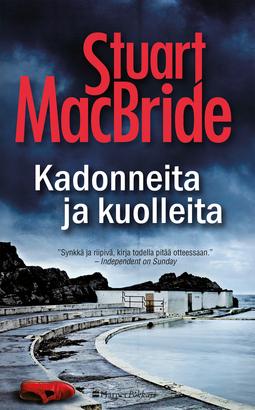 MacBride, Stuart - Kadonneita ja kuolleita, e-kirja