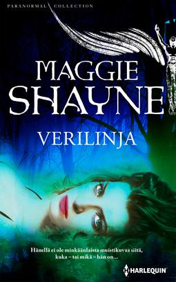 Shayne, Maggie - Verilinja, e-kirja