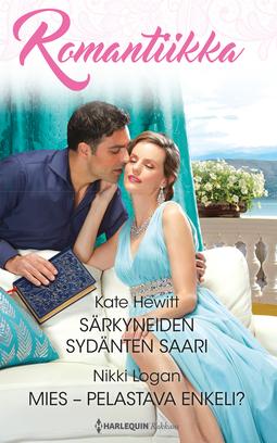 Hewitt, Kate - Särkyneiden sydänten saari / Mies - pelastava enkeli?, e-kirja