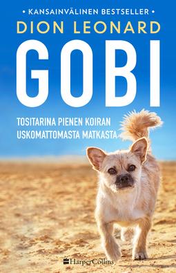 Leonard, Dion - Gobi: Tositarina pienen koiran uskomattomasta matkasta, e-kirja