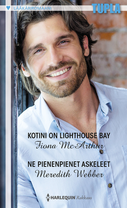 McArthur, Fiona - Kotini on Lighthouse Bay / Ne pienenpienet askeleet, e-kirja