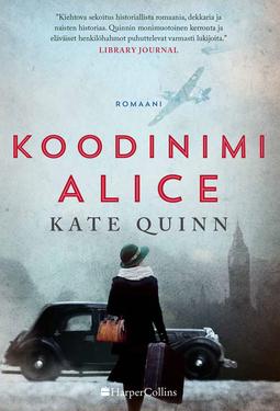 Quinn, Kate - Koodinimi Alice, e-kirja