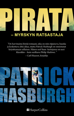 Hasburgh, Patrick - Pirata - myrskyn ratsastaja, e-kirja