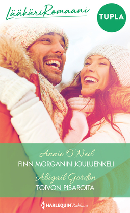 Gordon, Abigail - Finn Morganin jouluenkeli / Toivon pisaroita, e-kirja