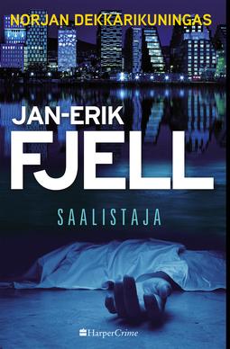 Fjell, Jan-Erik - Saalistaja, e-kirja