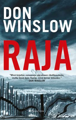 Winslow, Don - Raja, e-kirja