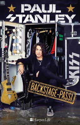 Stanley, Paul - Backstage-passi, e-kirja