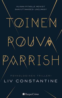 Constantine, Liv - Toinen rouva Parrish, e-kirja