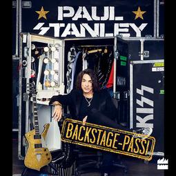 Stanley, Paul - Backstage-Passi, äänikirja