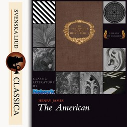 James, Henry - The American, audiobook