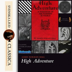 Hall, James Norman - High Adventure, audiobook