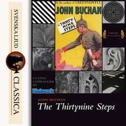 Buchan, John - The Thirty-Nine Steps, audiobook