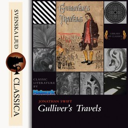Swift, Jonathan - Gulliver's Travels, audiobook