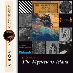 Verne, Jules - The Mysterious Island, audiobook
