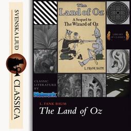 Baum, L. Frank - The Marvelous Land of Oz, audiobook