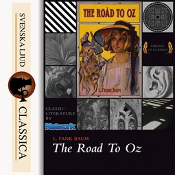 Baum, L. Frank - The Road to Oz, audiobook