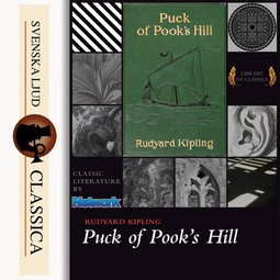 Kipling, Rudyard - Puck of Pook's Hill, audiobook