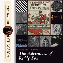 Burgess, Thornton W. - The Adventures of Reddy Fox, audiobook