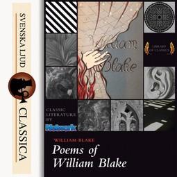 Blake, William - Poems of William Blake, audiobook