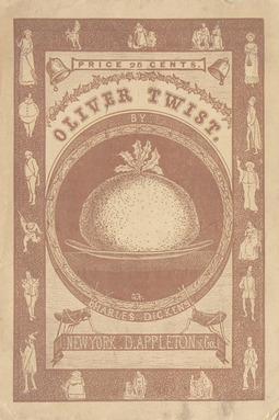 Dickens, Charles - Oliver Twist, ebook