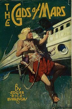 Burroughs, Edgar Rice - The Gods of Mars, ebook