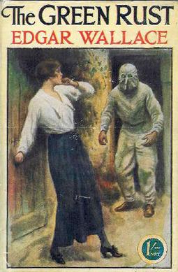 Wallace, Edgar - The Green Rust, ebook