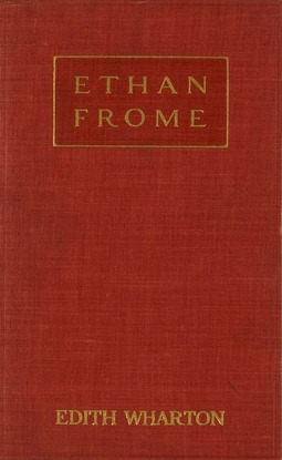 Wharton, Edith - Ethan Frome, ebook