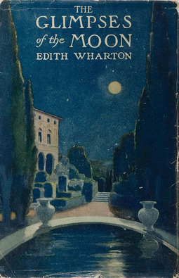 Wharton, Edith - Glimpses of the moon, ebook