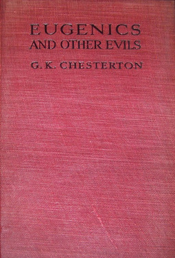 Chesterton, G.k. Chesterton - Eugenics and Other Evils, ebook
