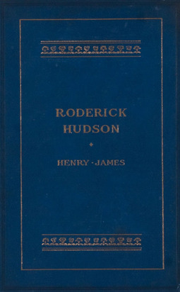 James, Henry - Roderick Hudson, ebook