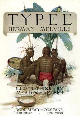 Melville, Herman - Typee, ebook
