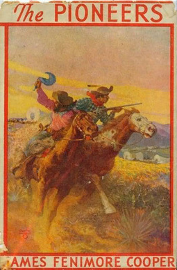 Cooper, James Fenimore - The Pioneers, ebook